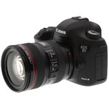 Canon Eos 5d Mark Iii Dslr Cámara Con Ef 24-105mm F4 L Es Us
