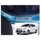 Accesorios Cromados Pisa Pies Hyundai Grand I10 Sedan Y Hb