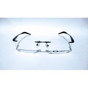 99349ce3ca735 Armação De Grau Oakley Transistor A Mais Leve Titanium - Óculos no ...