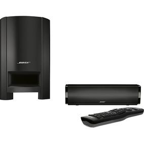 Bose Cinemate 15 Mini Soundbar Home Theater Sub C/remoto