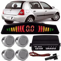 Sensor De Re Cinza Renault Clio Hatch 2011 2012 2013 2014