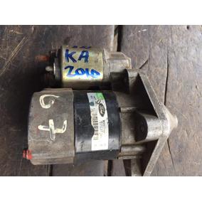Motor De Arranque Ford Ka 2010 1.0 Valeo