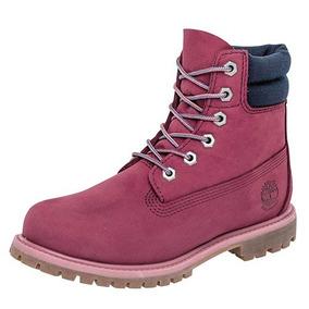 0adb4506c9f Timberland Nellie Chukkadouble Dama - Zapatos Fucsia en Mercado ...