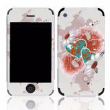 Capa Adesivo Skin363 Apple Iphone 2g 8gb