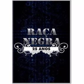 Dvd+cd Raça Negra - 25 Anos
