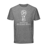 Fifa World Cup Russia 2018 Classic Symbol Mens Graphic ...