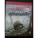 Resistance Fall Of Man - Fisico - Ps3
