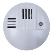Sensor Detector De Humo Autónomo Inalámbrico 9 Volts