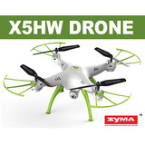 Drone X5hw Syma,fpv Control Remoto ,estabilizador,camara Hd
