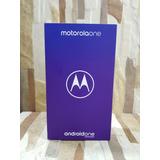 Motorola One Nuevo At&t Envío Gratis