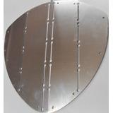 Protetor De Casco Em Aço Inox - Barco Lancha