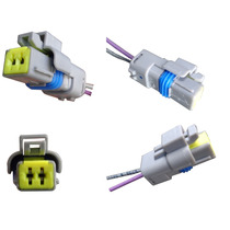 Plug Chicote Sensor Temperatura Motor Fire Fiat Palio Uno 8v