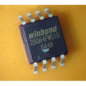 25q64fwsig W25q64fwssig Winbond Bios Programado Netbook G5