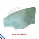 Vidro Porta Dianteira Dir Fiat Idea 2005-2016 - Sg/sekurit