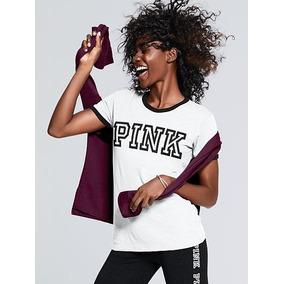 Blusa Pink Playera Victorias Secret Pink