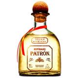 Tequila Patrón Reposado 750ml + Regalo Kit Cóctel 3 Piezas