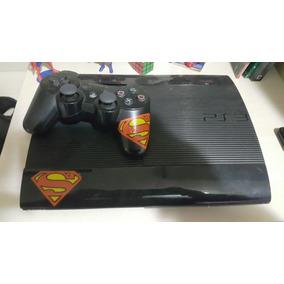 Playstation 3 250gb Gtav Troco Em Placa De Video Nvidea