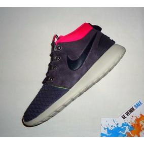 Tenis Nike, Roshe One Mid, Talla 27 Mex