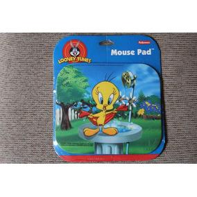 Mouse Pad Infantil Looney Tunes Piolin Precio De Liquiacion
