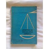 Apuntes De Sociología Jurídica. Dr. Rafael Caldera.