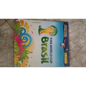 Álbum Copa Do Brasil 2014 Incompreto