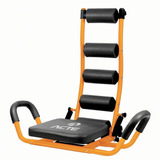 Aparelho Abdominal Ab Core Plus Acte Sports E8 Preto/laranja
