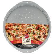 Pizzera Perforada Molde Pizza Wilton 36cm Diametro
