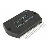 Amplificador Stk 4182 Ii