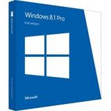 Microsoft Win Pro 8.1 X32 Spanish 1pk Dsp Oei Dvd