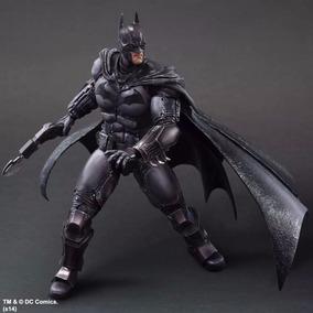 Batman Action Figure (play Arts - Batman Arkham Origins)