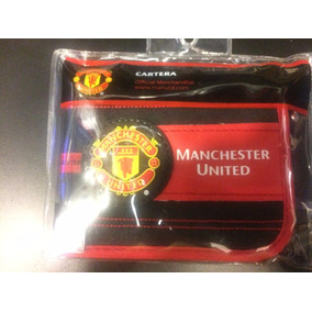 Cartera Oficial Equipo Manchester United