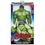 Muñeco Increible Hulk Titan Hero Series 30 Cm Orig Hasbro