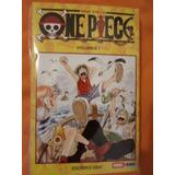 Panini Manga One Piece Latino Tomos 1 Al 4 140000
