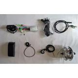 Kit Motor Bicicleta Eletrica 36v 350w /3 Níveis Potência