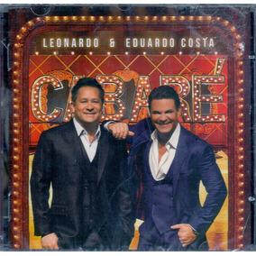 Cd Leonardo & Eduardo Costa - Cabaré - Novo***