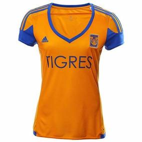 Playera Jersey Local Tigres Uanl 2015/2016 adidas S29556