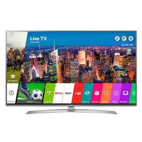 Smart Tv 4k 55 Lg 55uj6580