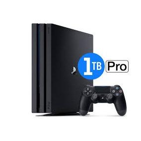 Sony Ps4 1 Tera Pro Nuevo! 220v Directo-12 Meses Gtia C/fact