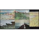 Postales Antiguas De Mar Del Plata (el Lote De 5). 37153