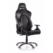 Akracing Premium Gaming Chair Carbon Black V2 Silla Gamer