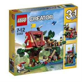 Lego 31053 - Aventuras Na Casa Da Arvore
