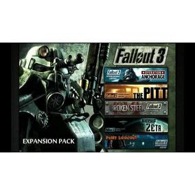 Fallout 3 Dlc Bundle + Brinde - Ps3 R2 (digital)