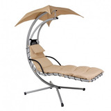 Cadeira Poltrona De Balanço Mor Para Casa Ou Jardim