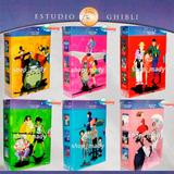 Colección De 18 Películas Dvd Del Studio Ghibli Reg. 1 Y 4