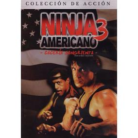 Ninja Americano 3 American Ninja 3 Blood Hunt Pelicula Dvd