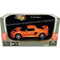 Auto Lotus Exige S 1/32 Diecast Metal Luz Sonidos Pull-back!
