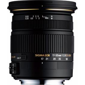 Sigma 17-50mm F2.8 Ex Dc Os Hsm ( Nikon )