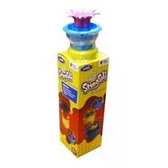 Juego De Masa Smooshi Mix Flores 3 Potes Top Toys