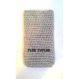 Funda Para Celular Tejida Al Crochet - Personaliza La Tuya