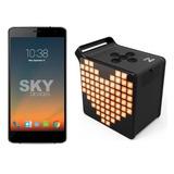 Celular Sky Elite 5.5 + Parlante Bluetooth Led *